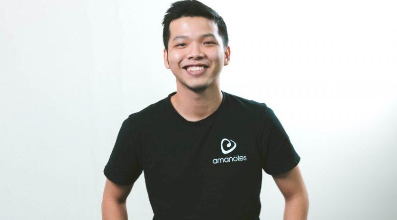 Nguyễn Tuấn Cường-đồng sáng lập Amanotes
