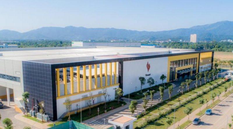 Nhà máy sản xuất thiết bị điện tử tại Khu công nghệ cao Hòa Lạc (Hà Nội)-VinSmart