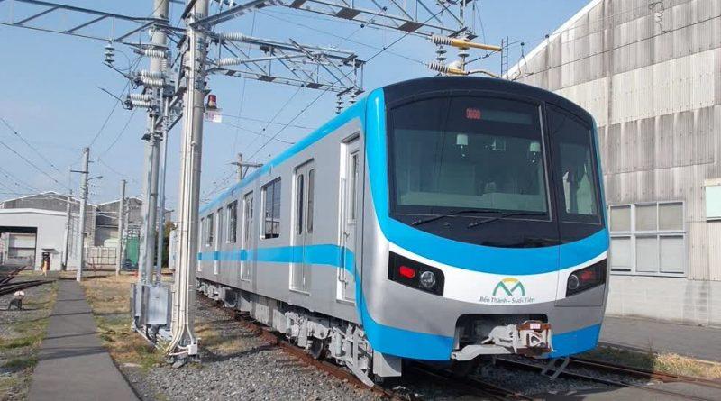 tàu metro tuyến số 1