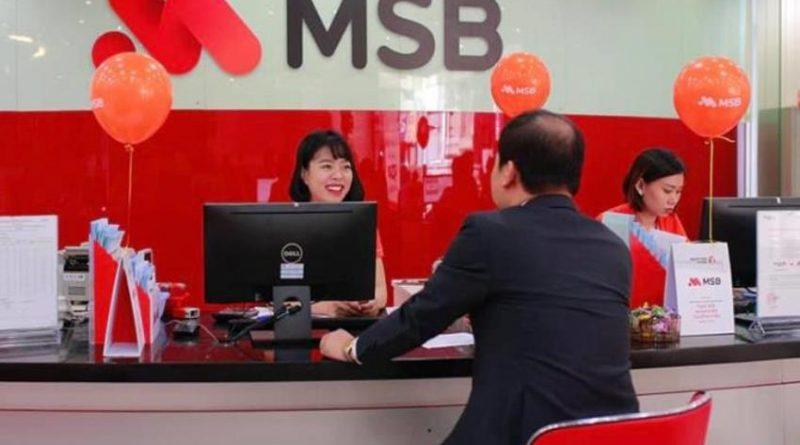 Giao dịch tại MSB