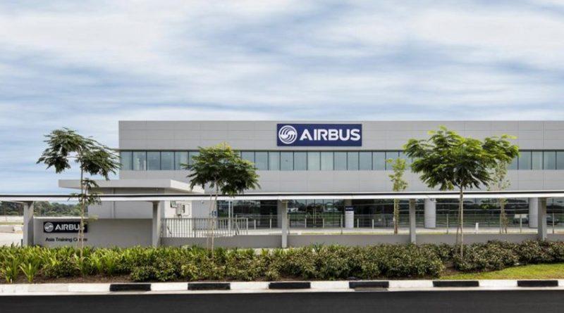 Trụ sở Airbus ở Singapore