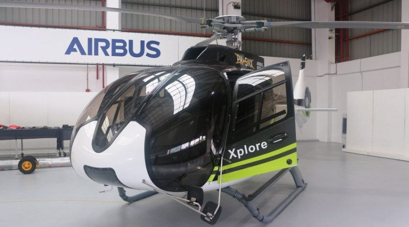Airbus Helicopters giao may bay