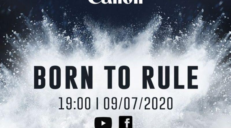 Canon ra mắt trực tuyến loạt sản phẩm vào ngày 9/7